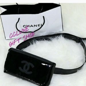 new authentic chanel vip waistbag